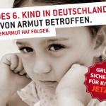 Noch 80 Tage: Ein Grundeinkommen gegen Kinderarmut