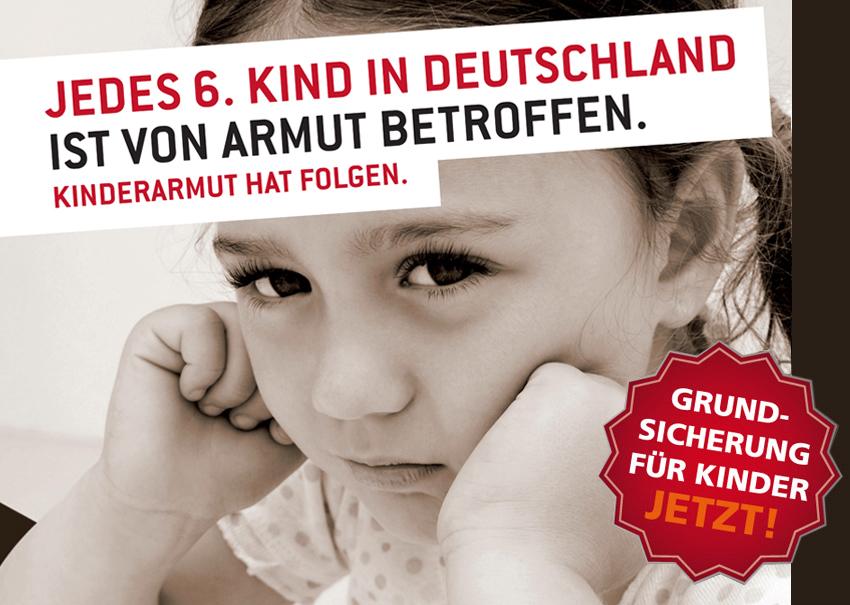 Kinderarmut hat Folgen